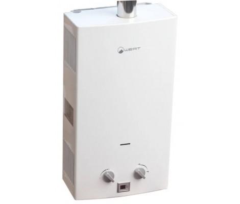 Колонка газовая (турбированная) 20 кВт 10LT white Wert