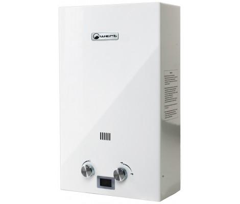Колонка газовая 20 кВт 10E white Wert