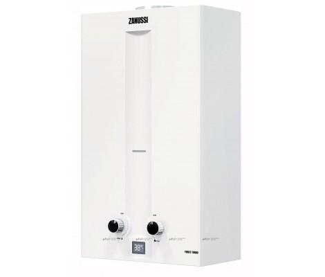 Колонка газовая полутурбо 20 кВт GWH 10 Fonte Turbo Zanussi