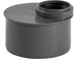 Редукция канализационная 110*50 (укороченная) FLEXTRON