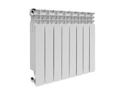 Биметалл радиатор   Mirado 500/96 (сборка  8 секций)