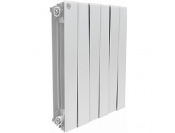 Биметаллический радиатор 500 PianoForte Bianco Traffico 94998 Royal Thermo