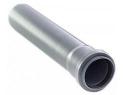 Труба канализационная 110 * 2,2 * 1,5м КубаньТехноПласт