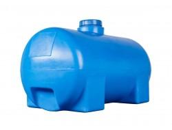 Емкость       150л   горизонтальная  Синяя  (в50*д90*ш50)