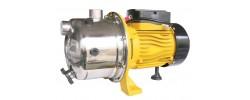 Насос KOER KJS 800 (нержавеющая сталь) поверхностный (0,8кВт/60л.м./42м.)