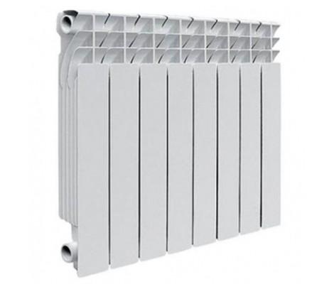Радиатор алюминиевый      500/100 INTEGRAL (сборка  8 секций)