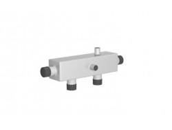 Коллектор DIAL STEEL KK 3х60 / К60-3В