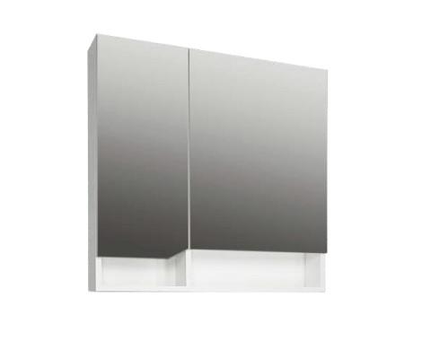 Шкаф-Зеркало Валенсия  758 (В700 хШ750 хГ140 )