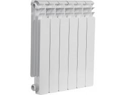 Радиатор алюминиевый 500/100 93966 CRYSTAL