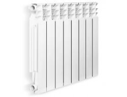 Радиатор алюминиевый      500/80 Oasis