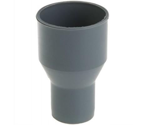 Редукция канализационная 73*50 (с чугуна на пластик, без манжеты) FLEXTRON