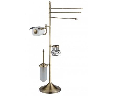 Стойка 4-х функциональная для ванны бронза А903-4 Faop