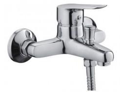 Смеситель для ванны хром       F30703-В (ф40, короткий гусак, перекл. на гусаке)  FRAP
