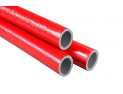 Изоляция труб Мирелон 18*9 Premium красная Энергоизол
