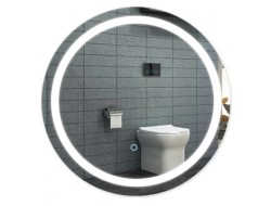 Зеркало для ванной комнаты с подсветкой 60*80     G603