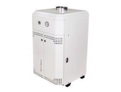 Котел газовый 10 КС - Г -025 СН Sit Житомир 2 в1 + горячая вода: котел + колонка, с трубой Ø160 АТЕМ