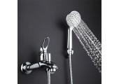 Смеситель для ванны хром  G3238   (ф40, короткий гусак, евро перекл)    GAPPO