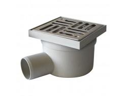 Трап для душевых и ванных комнат    50  боковой(Турция)