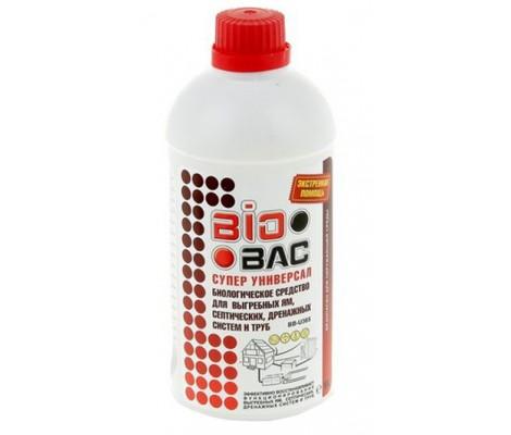 Универсальное биологическое средство BB-SU010 для септиков Bio Bac