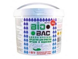 Биологическое средство для очистки прудов и водоемов  (BB-P 100)   BIO BAC