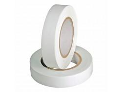 Изолента ПВХ 15x20 белая Klebebander 200шт