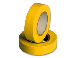 Изолента ПВХ 15x20 желтая Klebebander 200шт