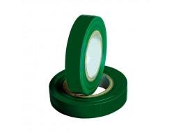 Изолента ПВХ 15x20 зеленая Klebebander 200шт