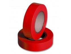 Изолента ПВХ 15x20 красная Klebebander 200шт
