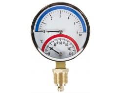 Термоманометр Icma 258