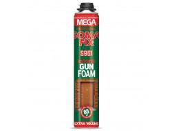 ПЕНА МОНТАЖНАЯ  SOMA FIX,(MEGA) (пистолет)