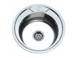 ZERIX мойка стальная Z490-06-170E (SATIN)  (16шт/ящ)