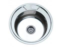 ZERIX мойка стальная Z490-06-180D (decor)  (16шт/ящ)