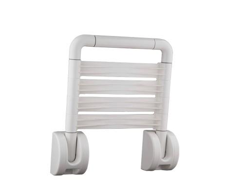 Сиденье для ванны нерж+пластик   F8131        FRAP