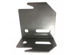 Крепление настенное угловое  для  стального радиатора К9.1
