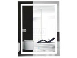 Зеркало для ванной комнаты с подсветкой 60*80     G601