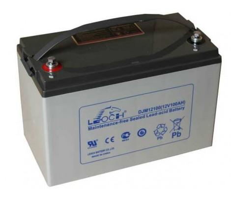 Гелевый аккумулятор DJM 100 - 12