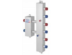 Разделитель вертикального типа DIAL STEEL GRM V 3х60/ ГРУ + КМВ70(кВт) - 3В