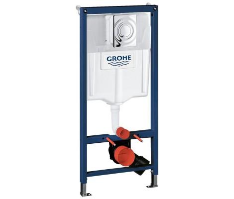 Инсталляционная система для унитаза Solido 3в1 Grohe