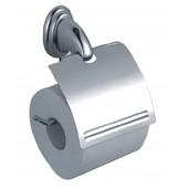Бумагодержатель для туалетной бумаги с крышкой LR1503 ZERIX